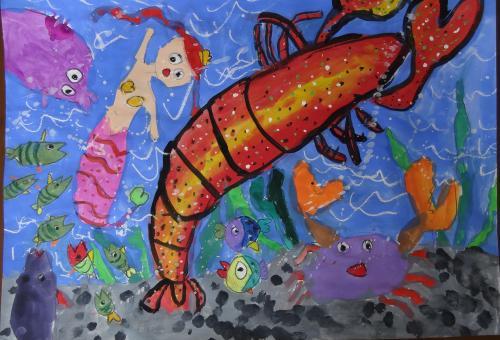 海底世界真奇妙-蔡念祖